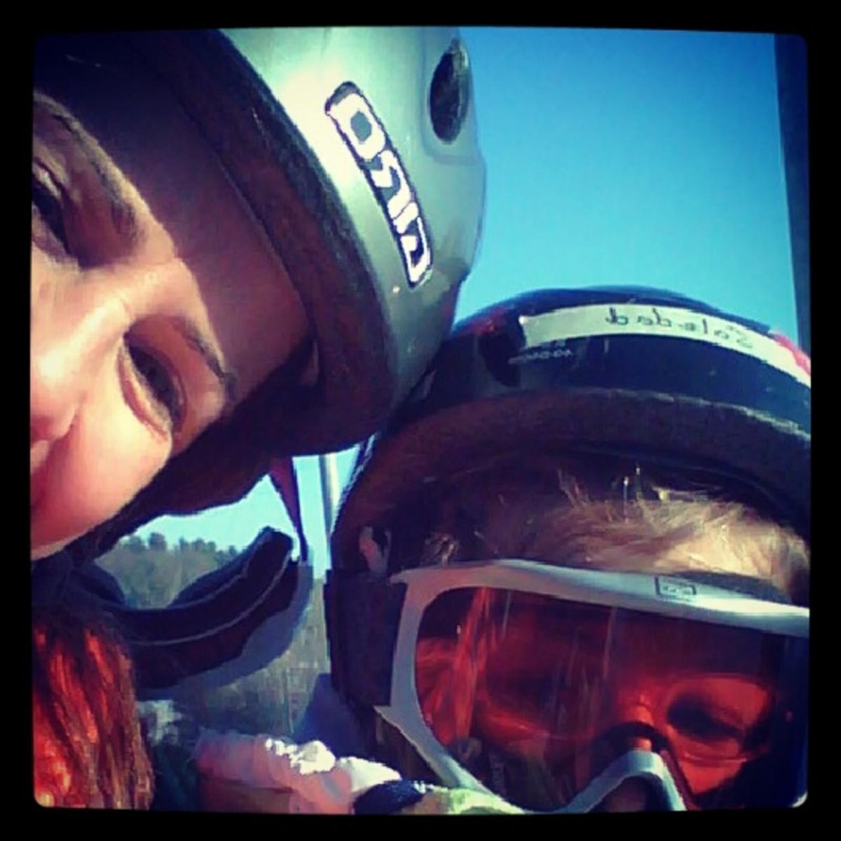 momtrends ski fun