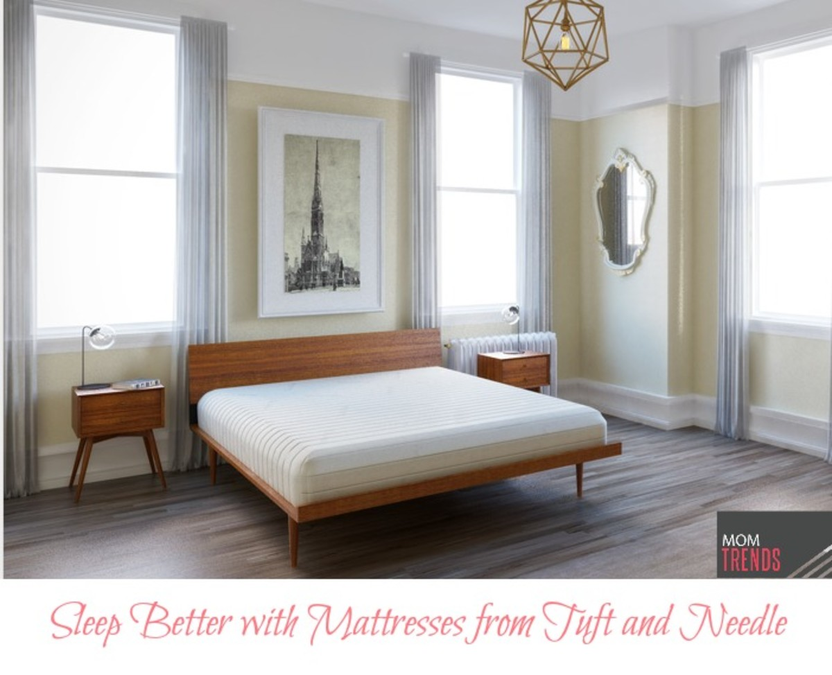 Sleep Better with Mattresses from Tuft and Needle