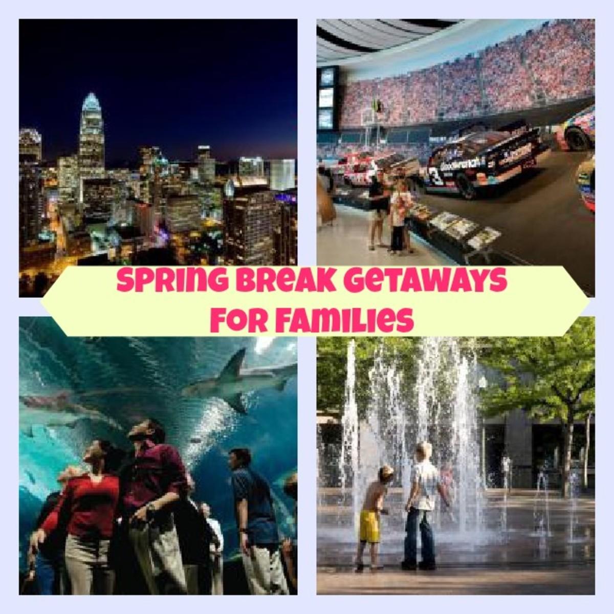 Top 10 Spring Break Destinations For Families 2013 Quick