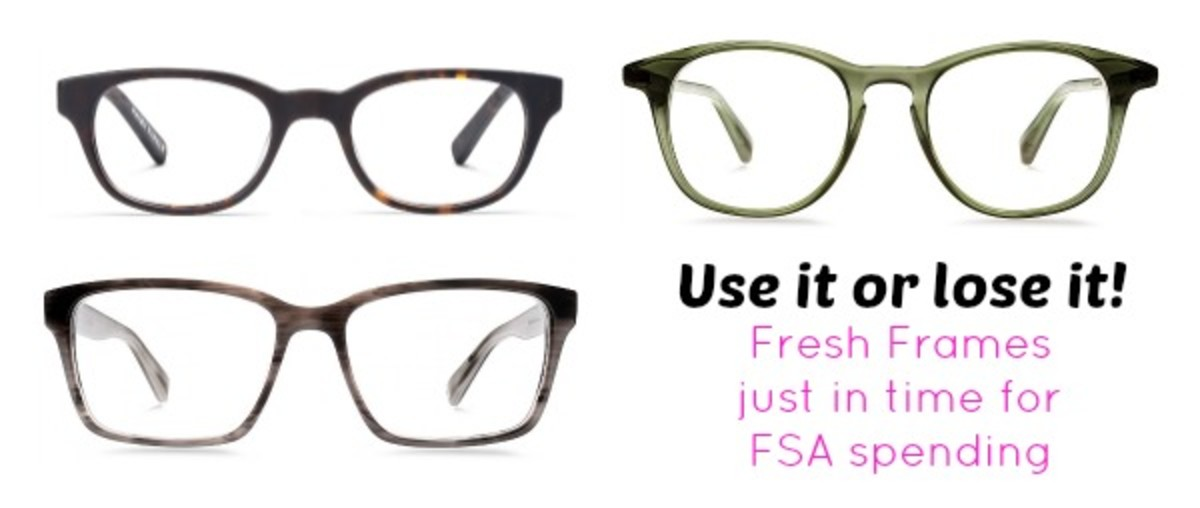 6ba493f6f6 FSA funds expire at the end of 2013. You don t want to lose this tax-free  benefit. The good news is you can get some stylish new lens from Warby  Parker ...