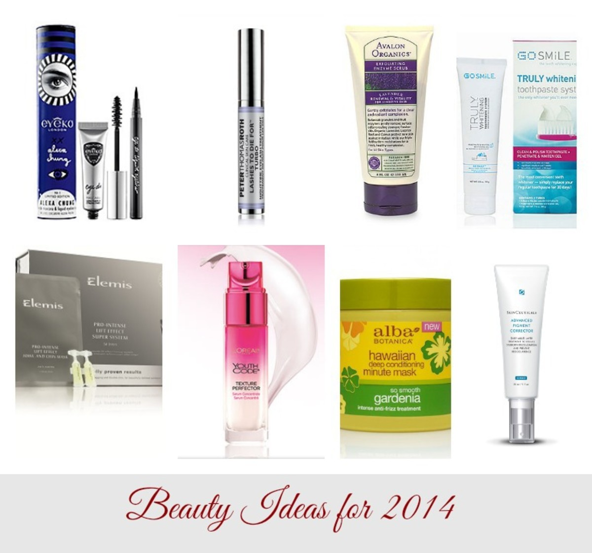 Beauty for 2014