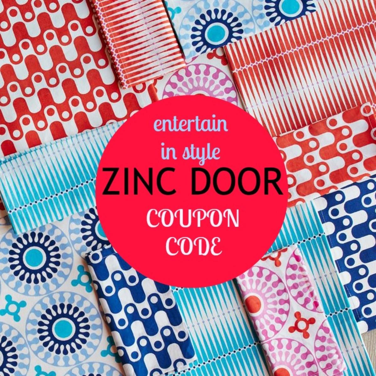 zinc door coupon code