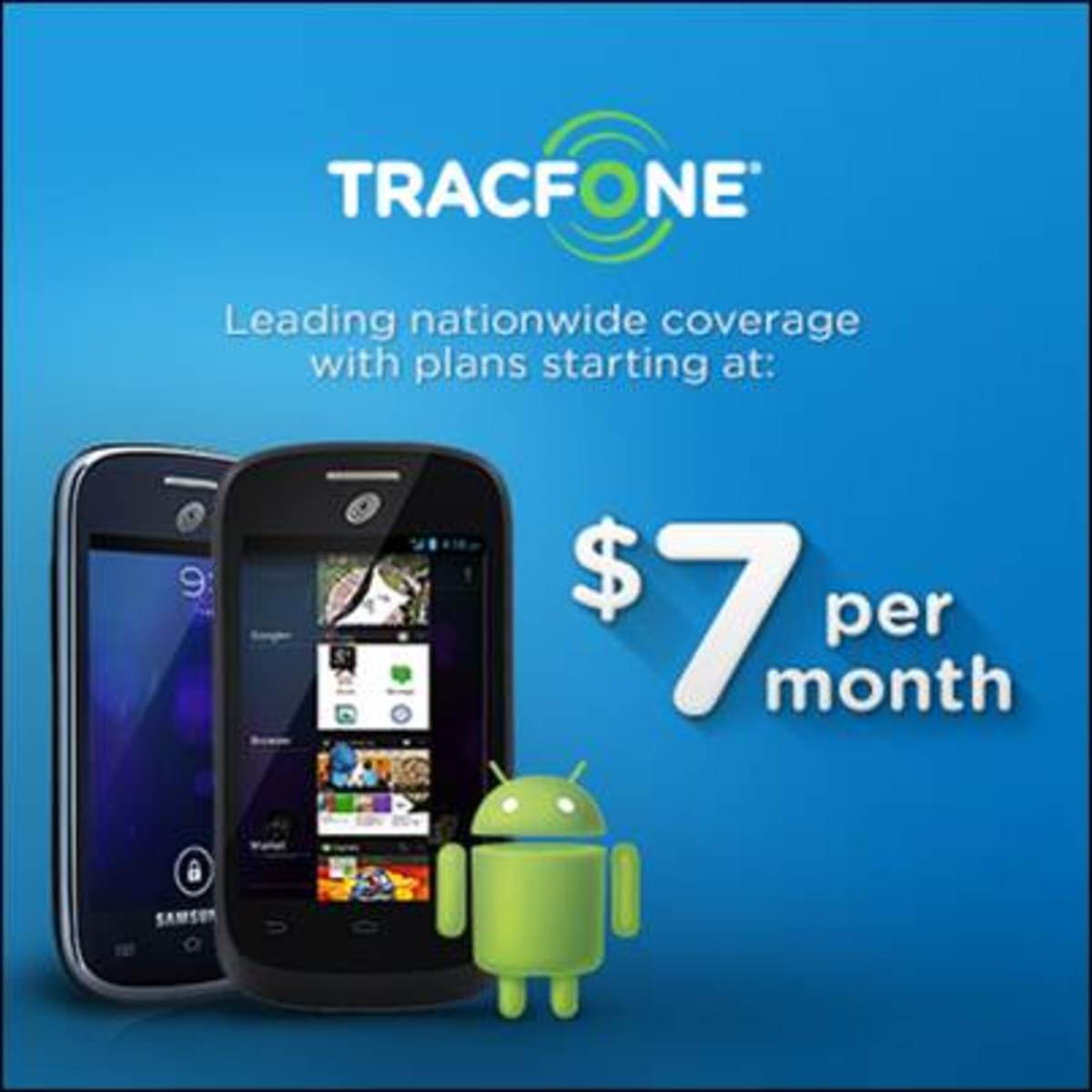 TracFone Android_$7 per month