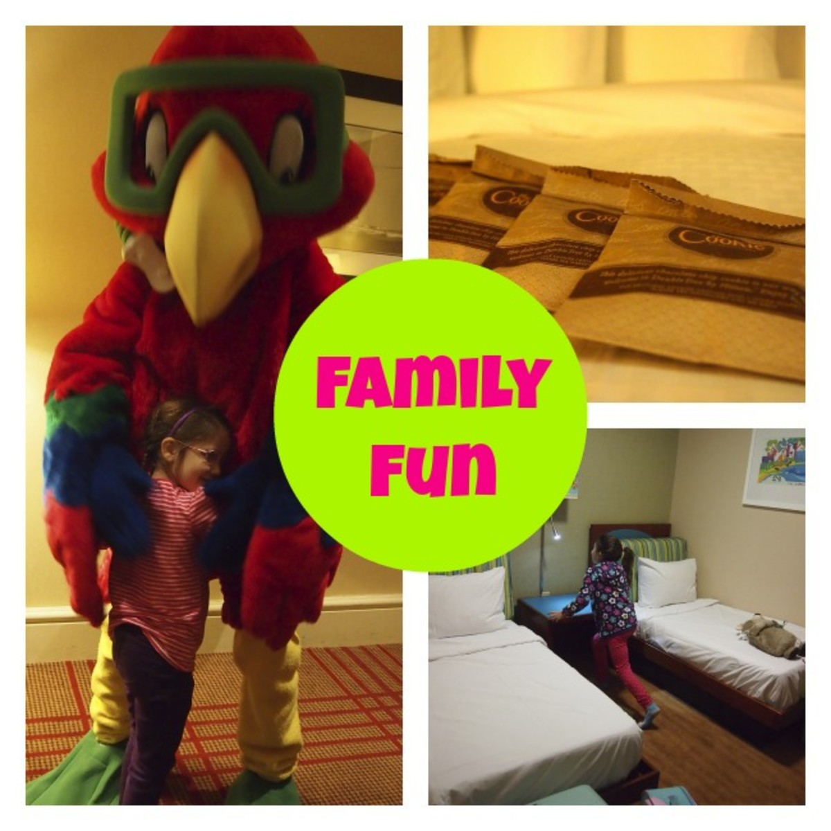 family fun at doubletree