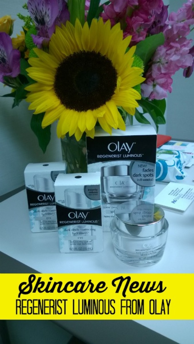 New from Olay