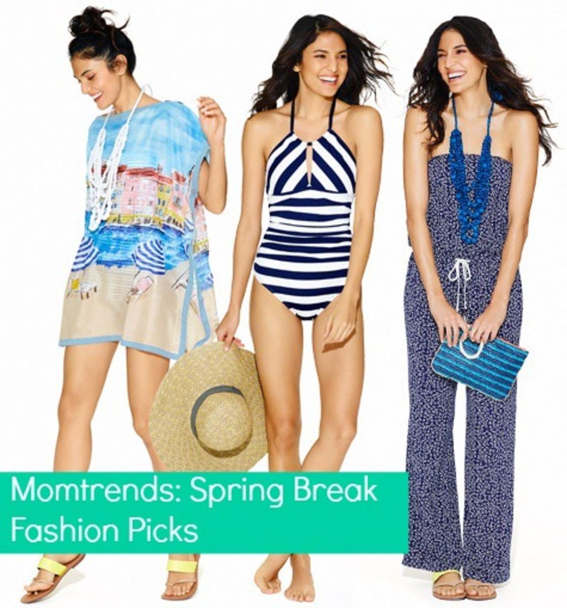 Spring Break Fashions from LOFT