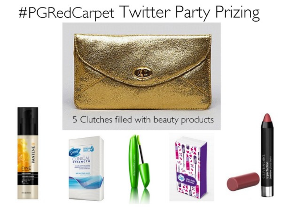 twitter party prizing