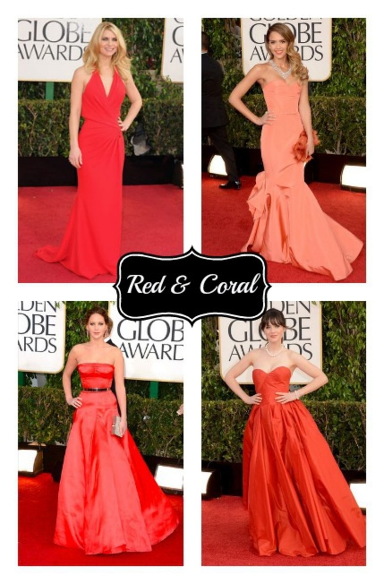 golden globe red carpet
