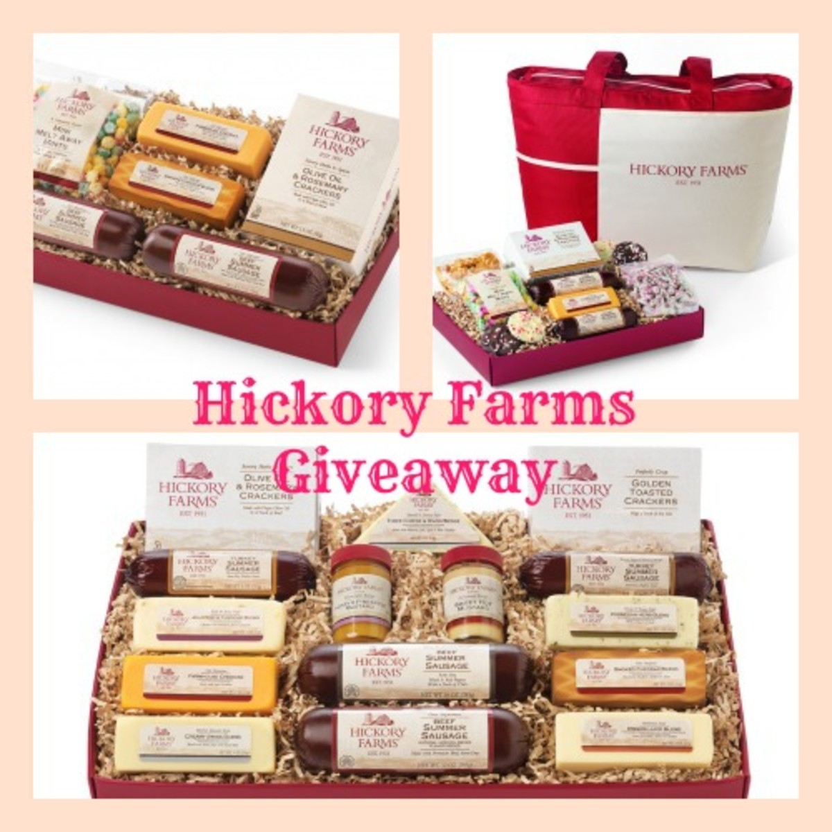 Hickory farms, Hickory farms giveaway