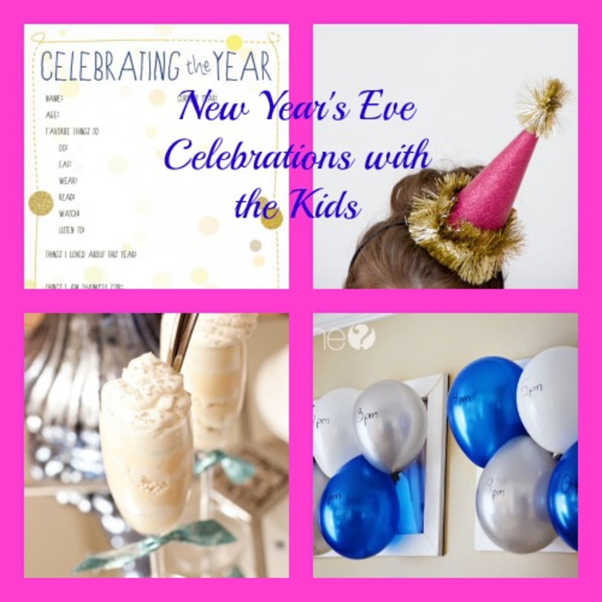 Friday Finds New Looks From Eijffinger: Friday Finds: New Year's Eve Ideas With Kids