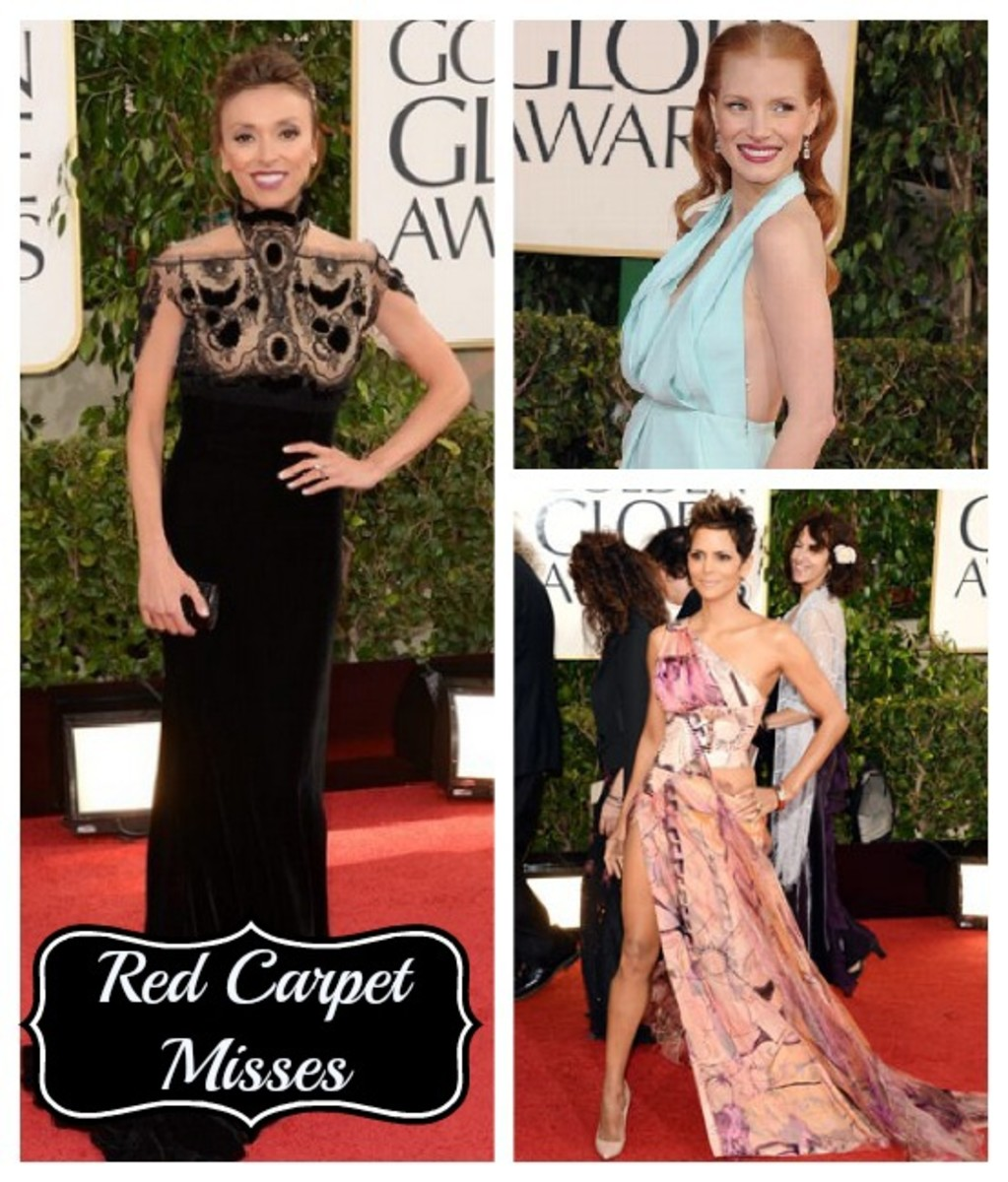 red carpet misses