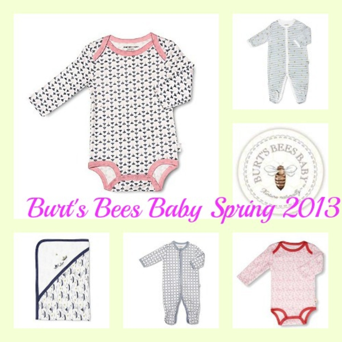 Burt's Bees Baby Preview