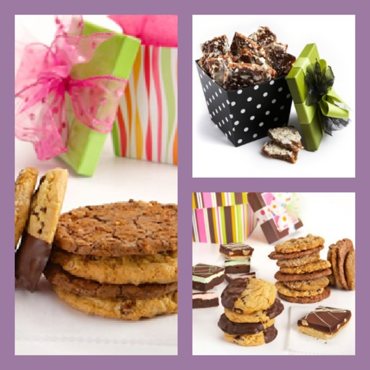 Sweets, online retailer, sweets for moms, cookies, Harvard Sweet Boutique, momtrends review