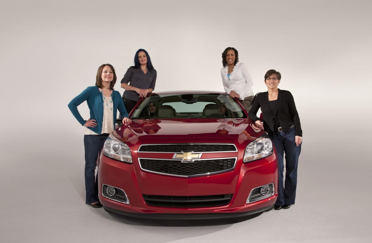 Chevrolet Malibu Moms