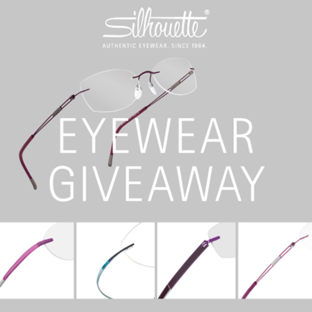 silhouette eyewear  Giveaway: Silhouette Eyewear for Moms and Kids - MomTrendsMomTrends