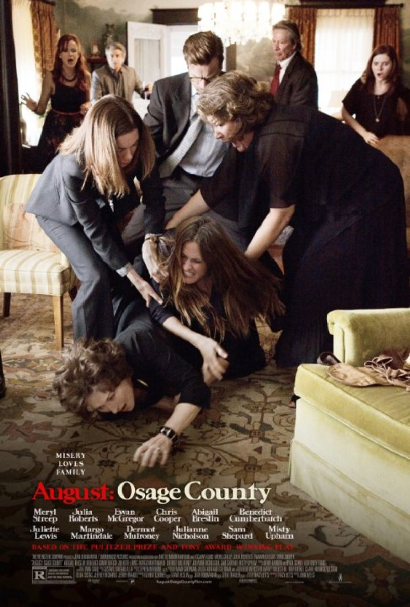 August: Osage County Giveaway