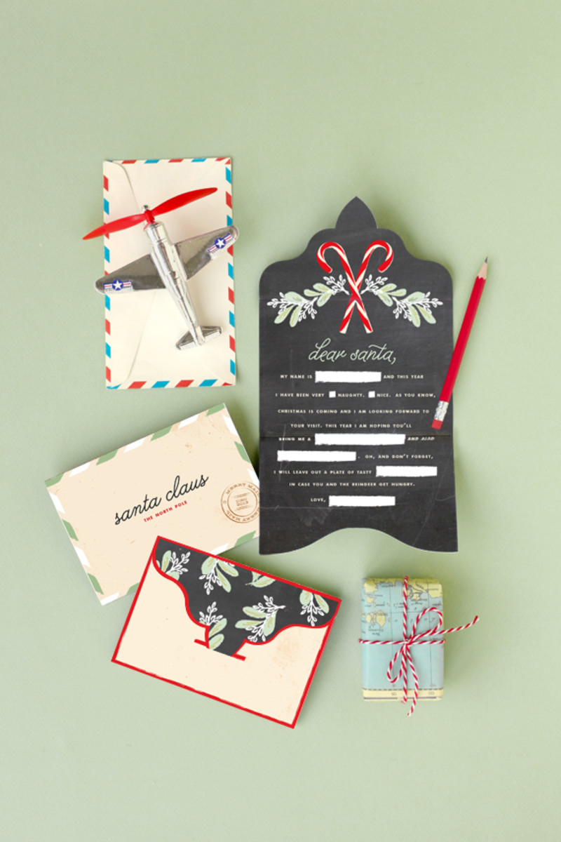 letters from Minted