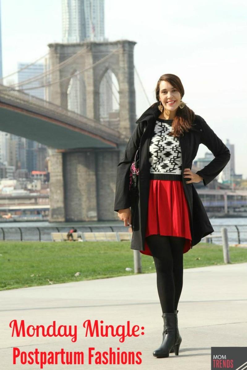 Postpartum Fashions