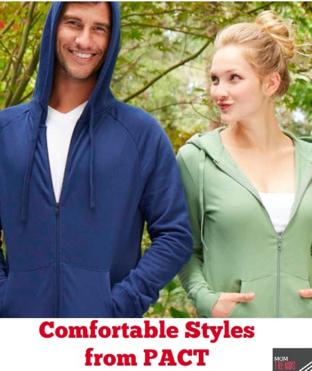 Comfortable Styles from PACT