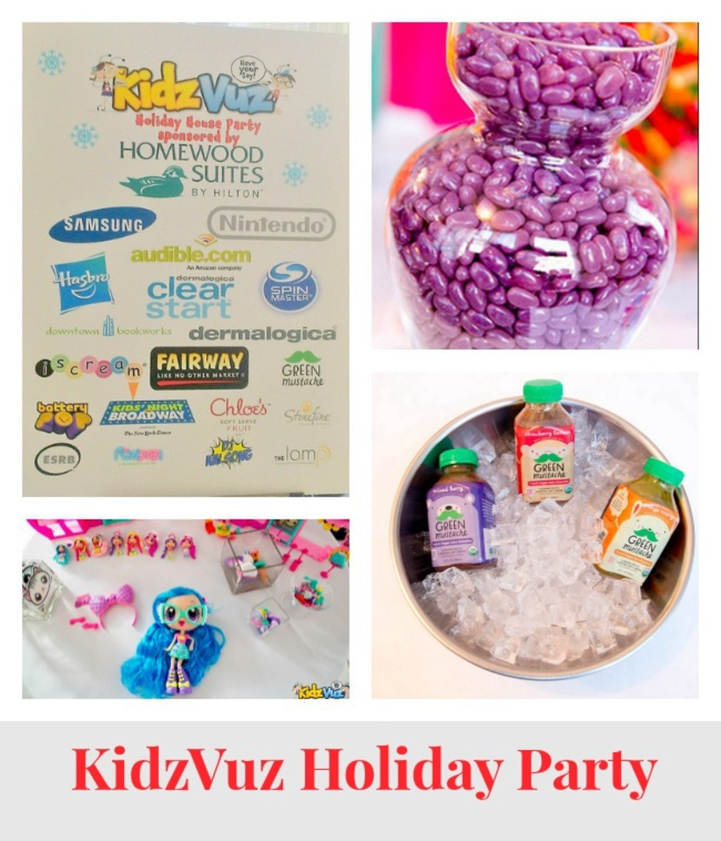 KidzVuz Holiday House Party