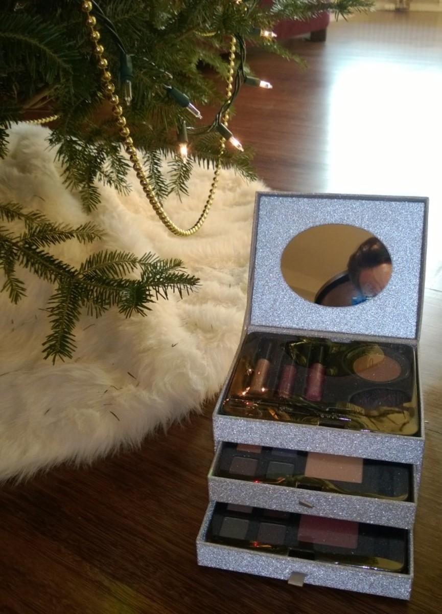 gilded treasures makeup