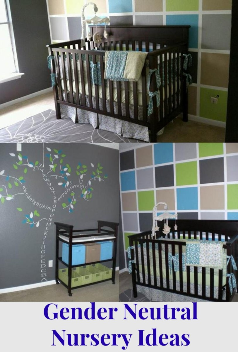 Gender Neutral Color Nursery 1