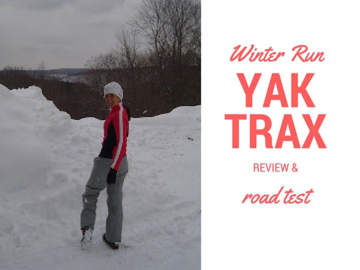 yak trax road test