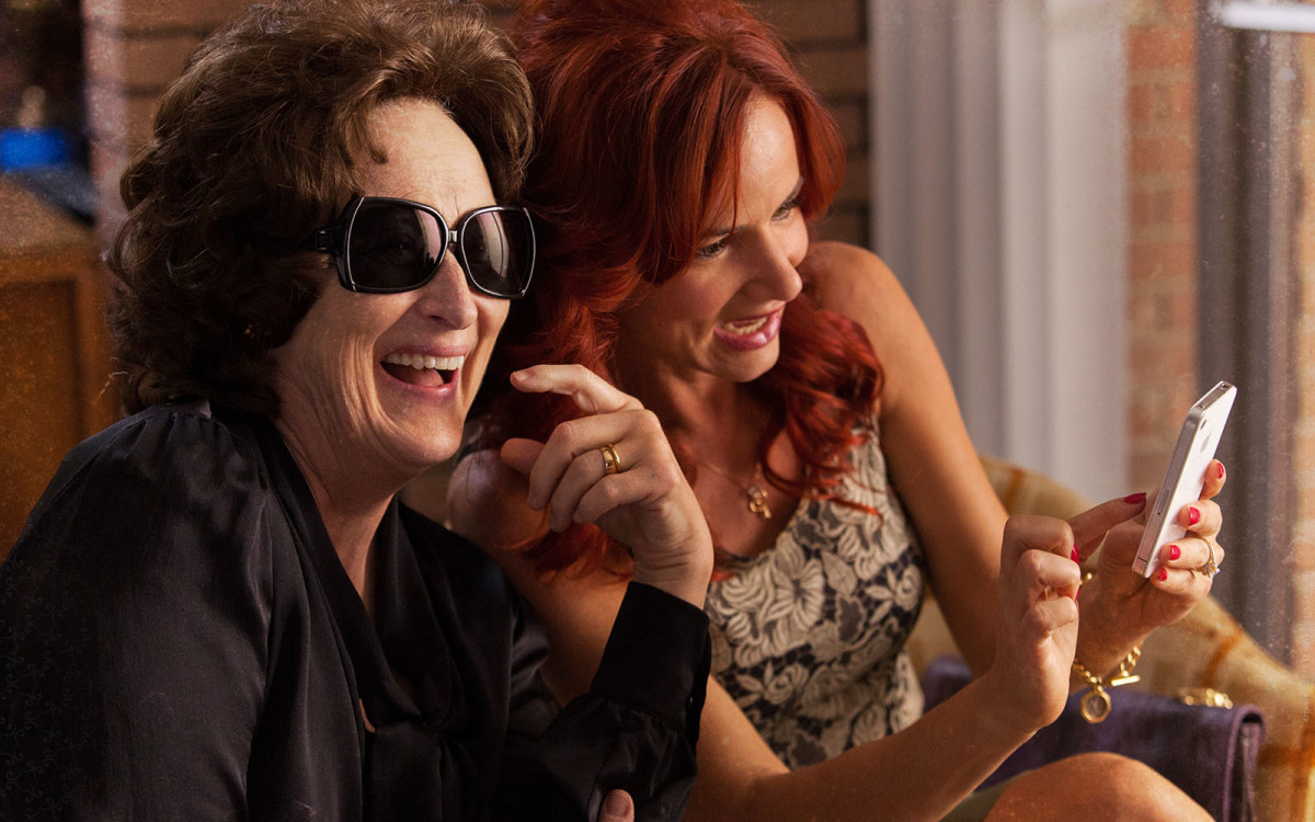 august osage county Affecting but exhausting dysfunctional-family drama read common sense media's august: osage county review, age rating, and parents guide.
