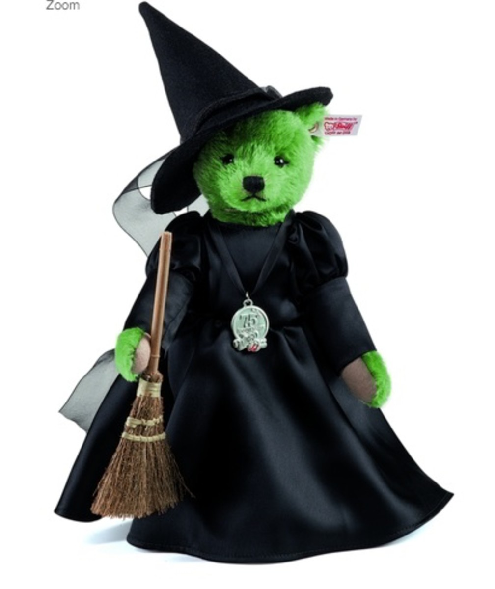 wicked witch bear