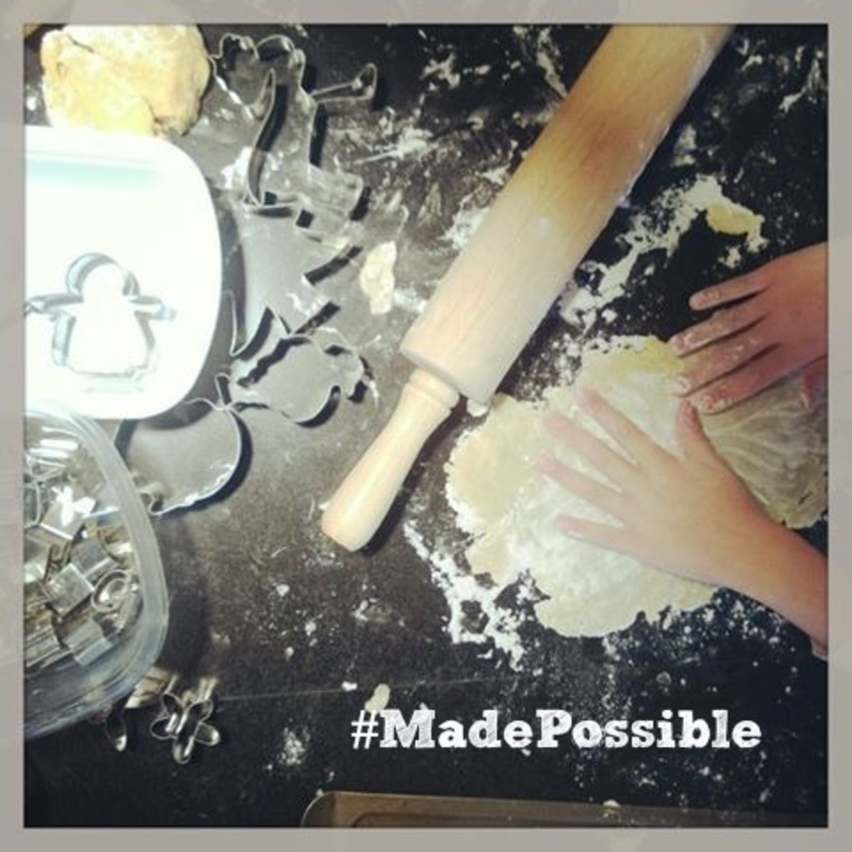#MadePossible Recipe