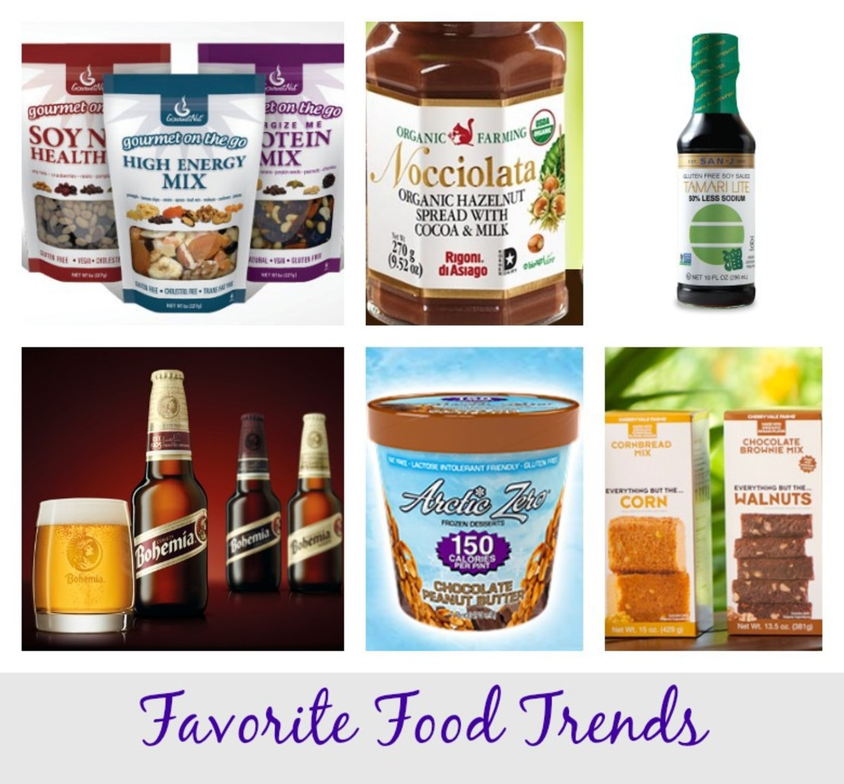 Favorite Food Trends