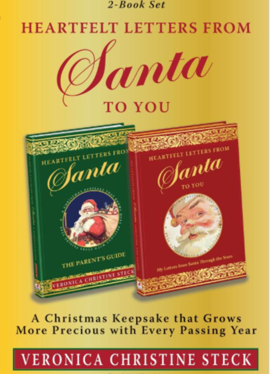 Heartfelt Letters from Santa to You: A Christmas Keepsake that Grows More Precious with Every Passing Year