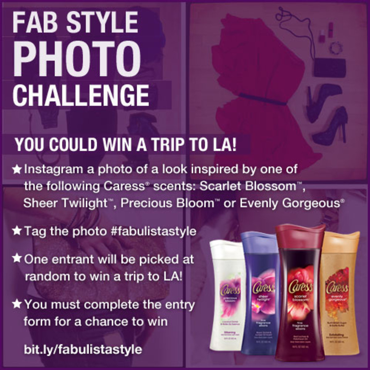 Fab Style Instagram Contest