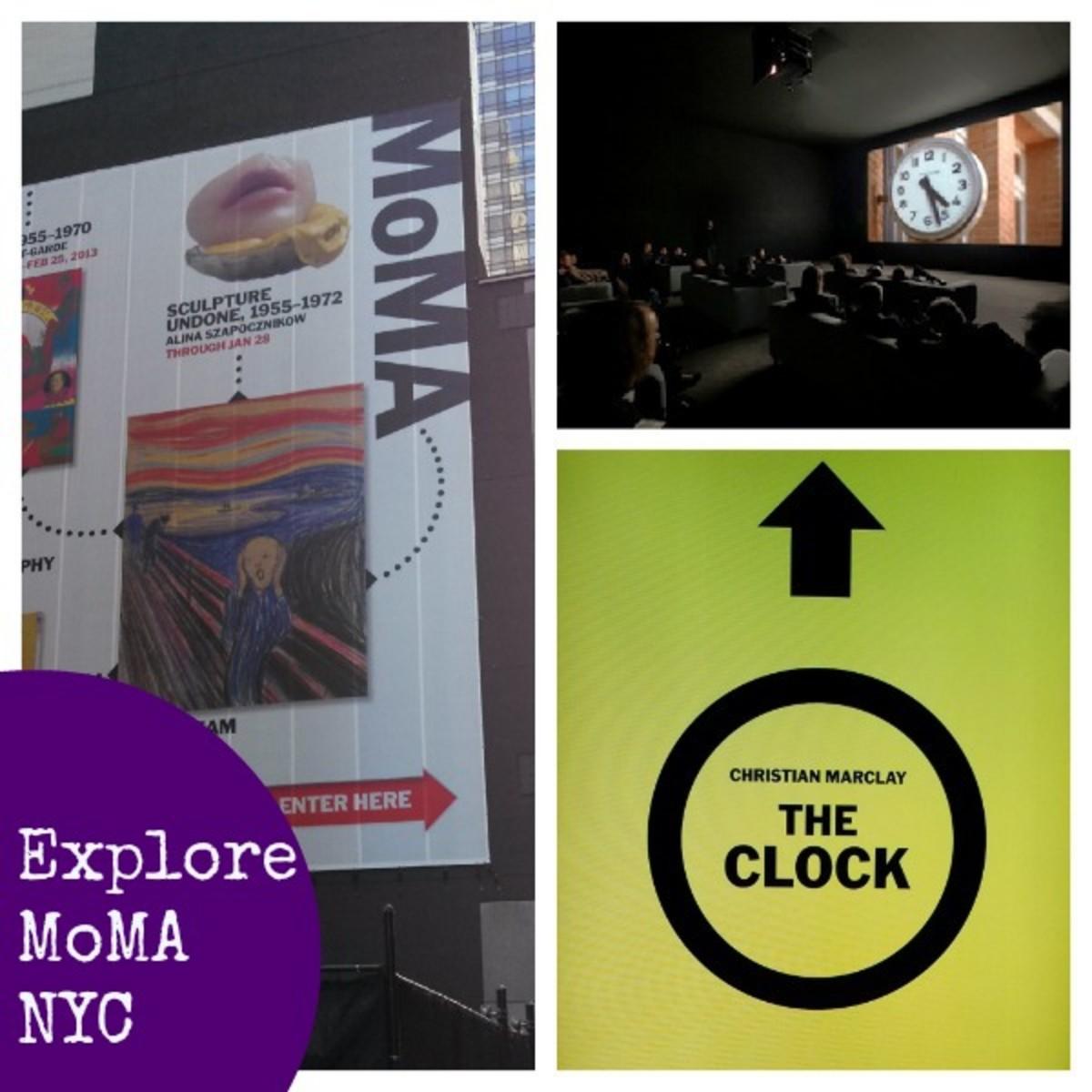 The Clock MoMA