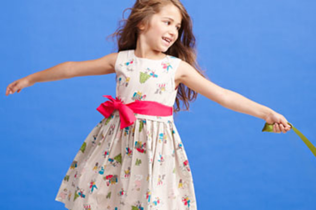 Joules Christmas Dress