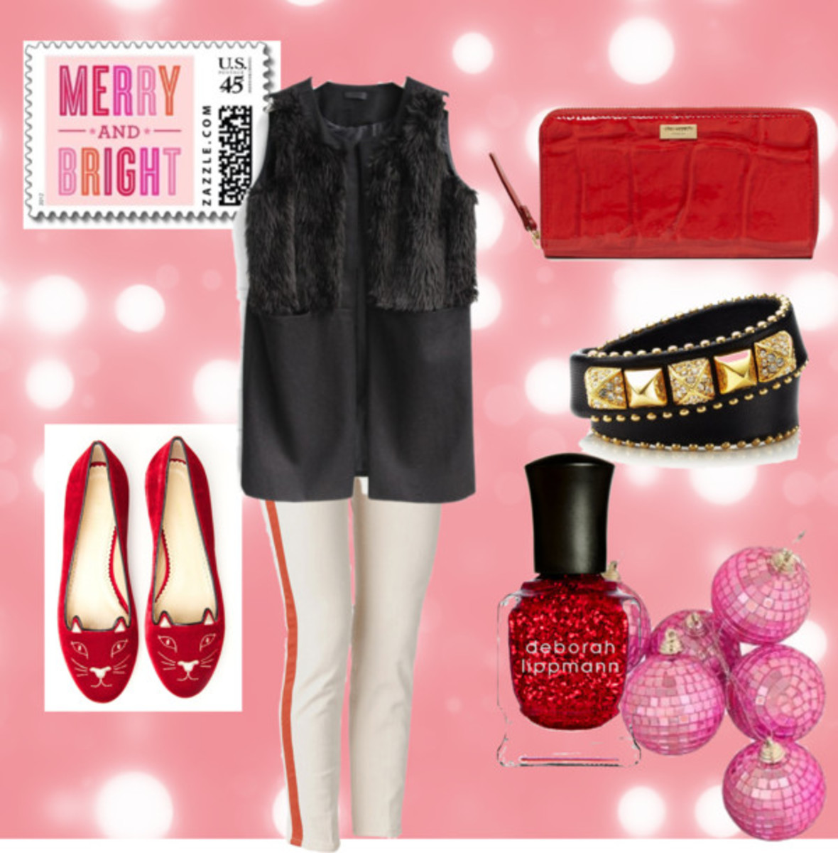 Merry & Bright Holiday Fashion