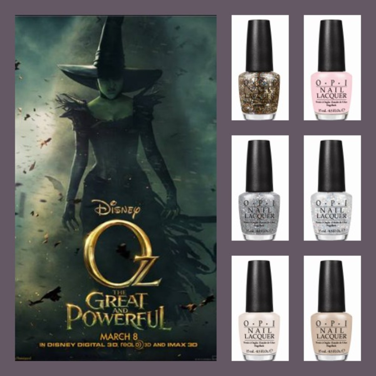 OPI and Oz, beauty news, beauty, momtrends