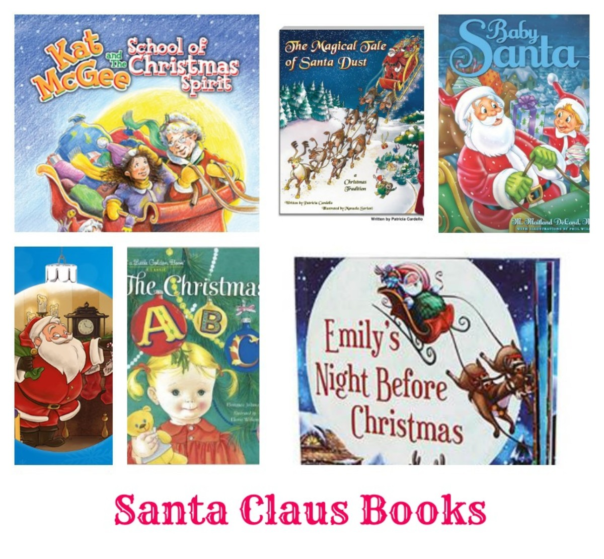 Santa Claus Books