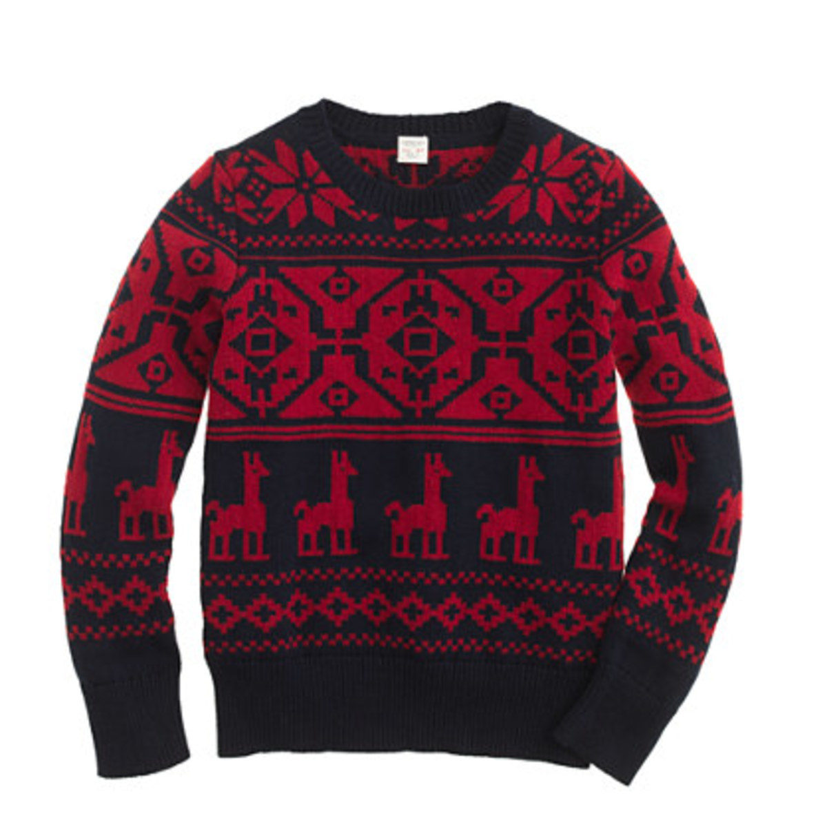 holiday sweater for boys