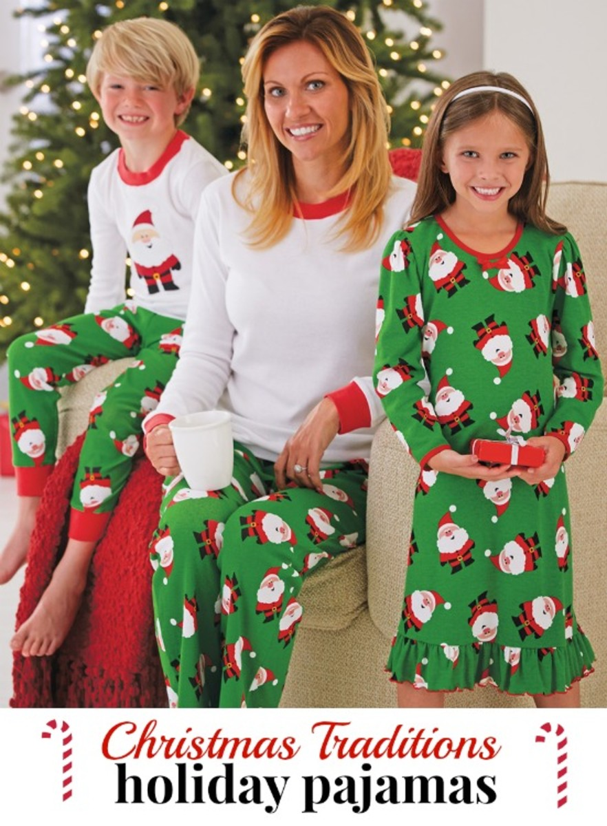 christmas pajamas Archives - MomTrendsMomTrends