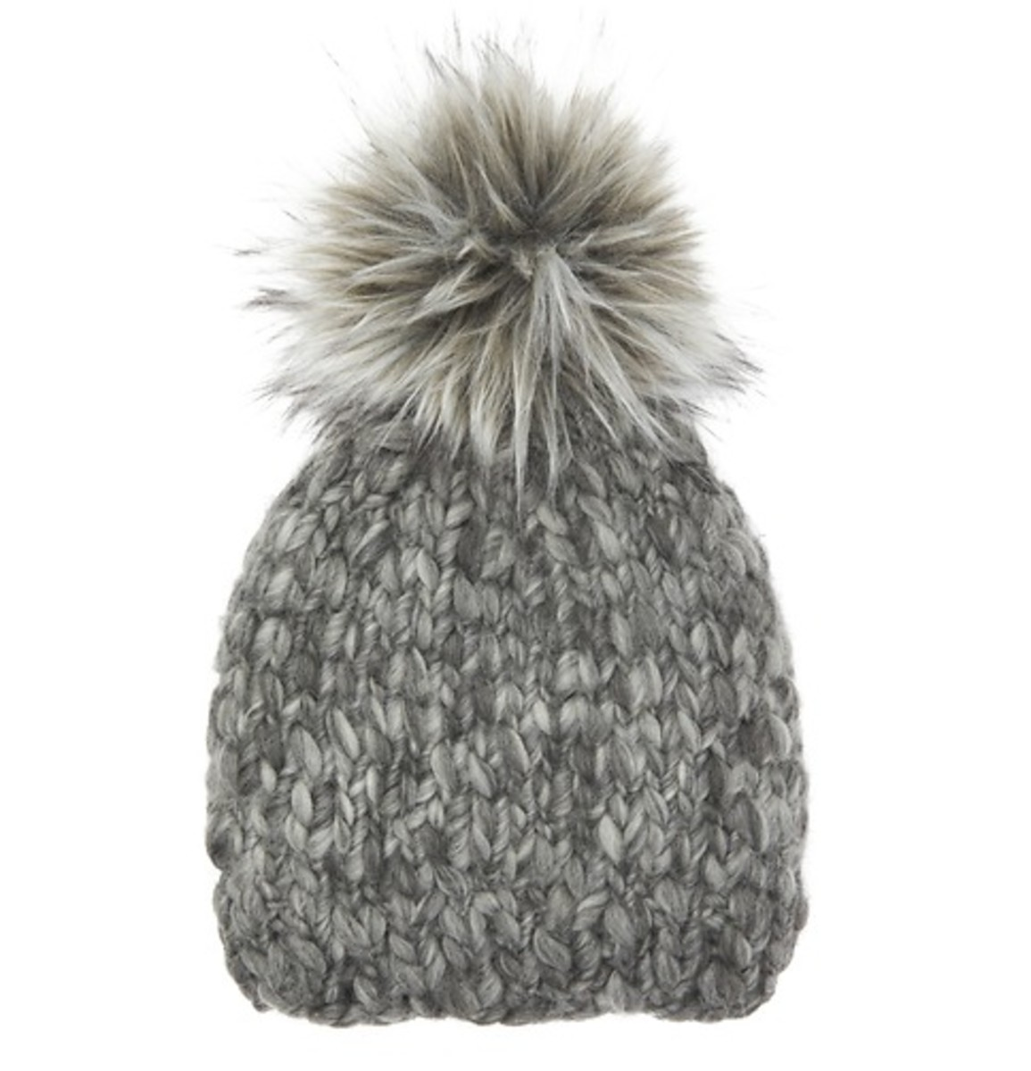 LOFT poof hat
