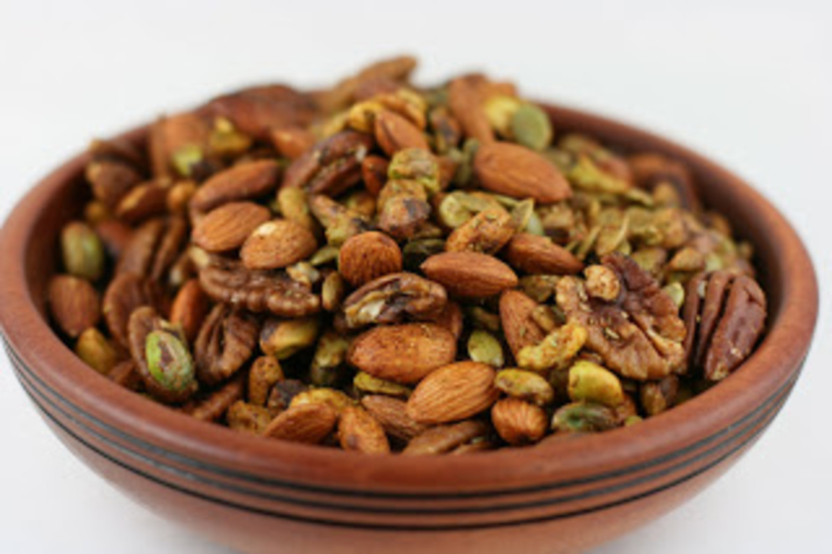 Crock-Pot Roasted Nuts