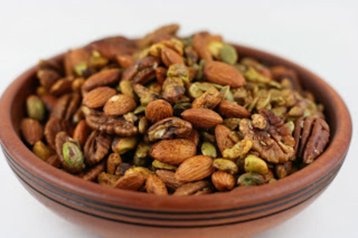 Crock-Pot Roasted Nuts
