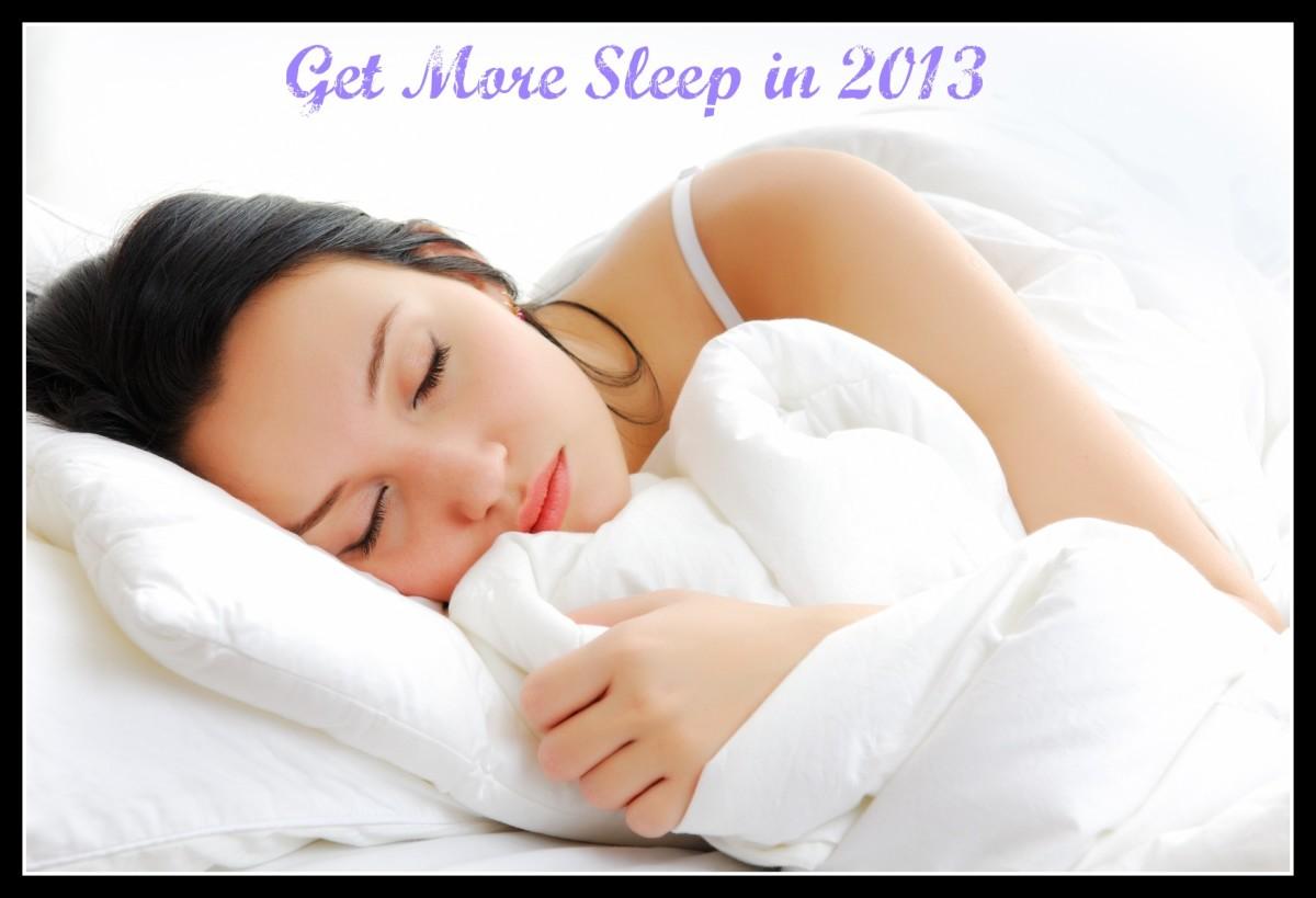 sleeping-woman