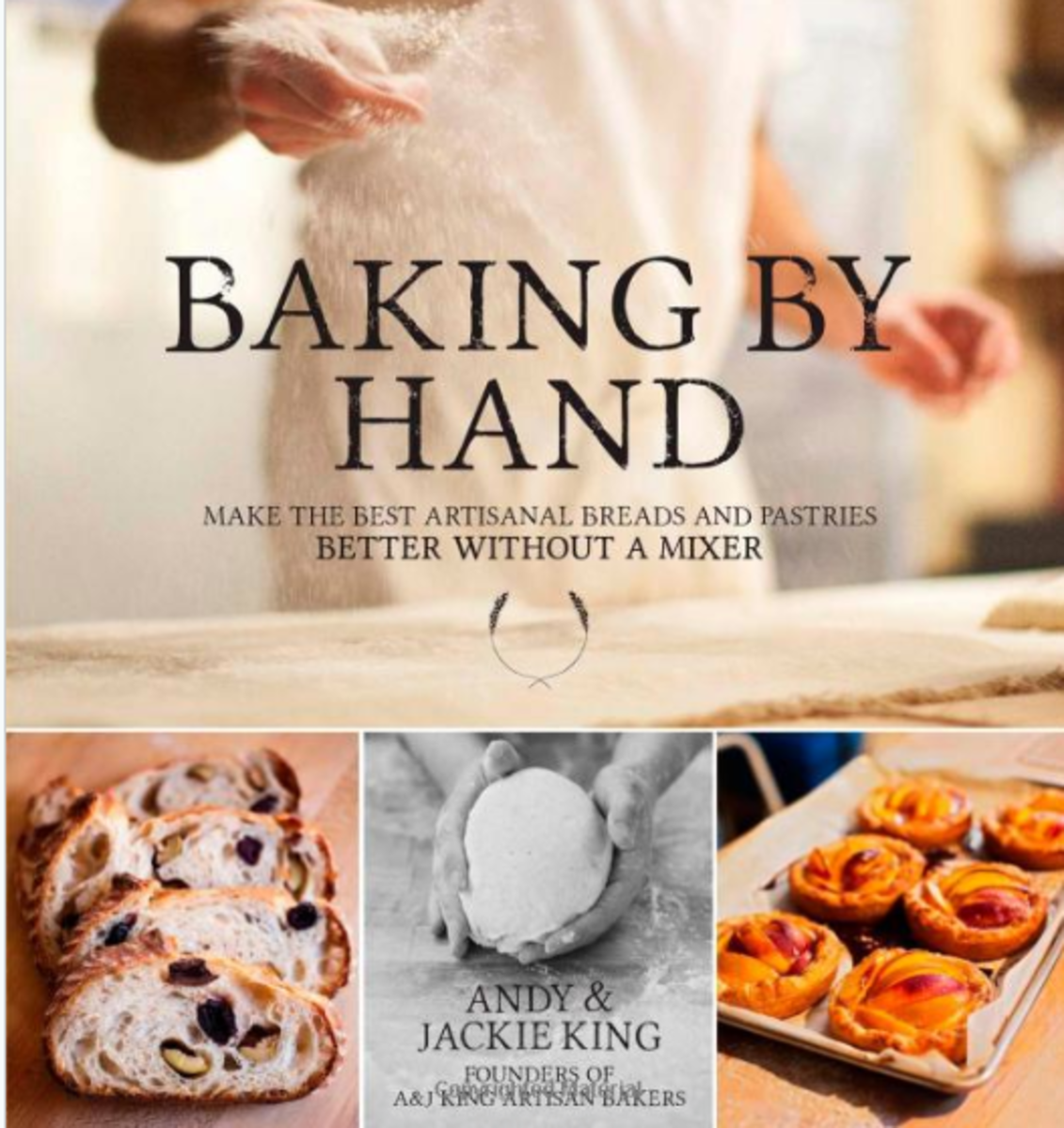 Baking by Hand Book