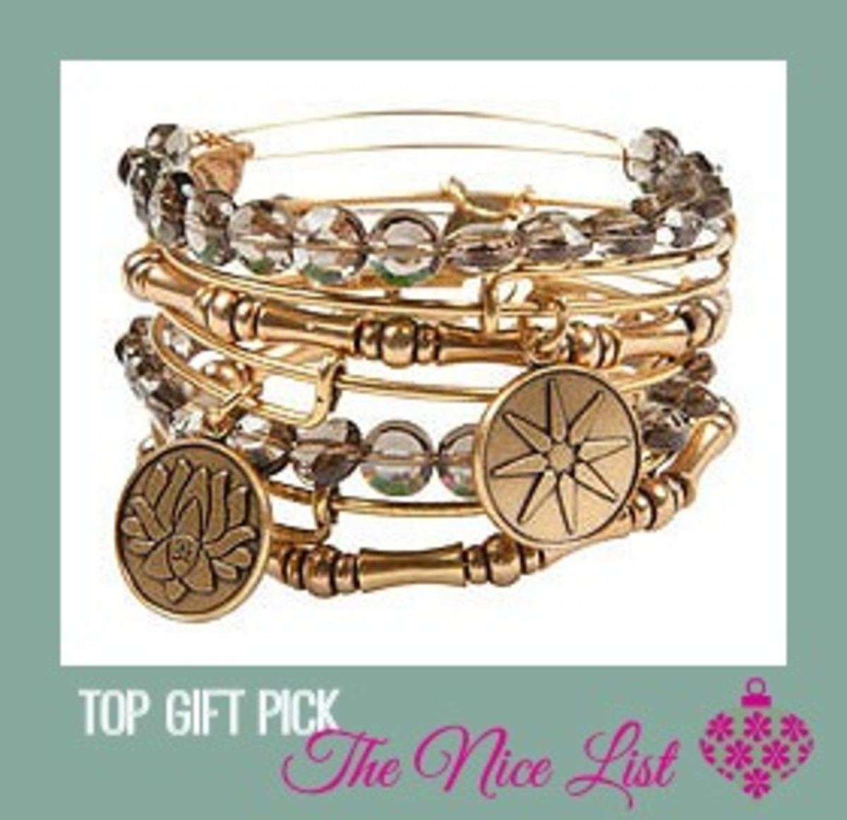 best gifts for moms, alex & ani