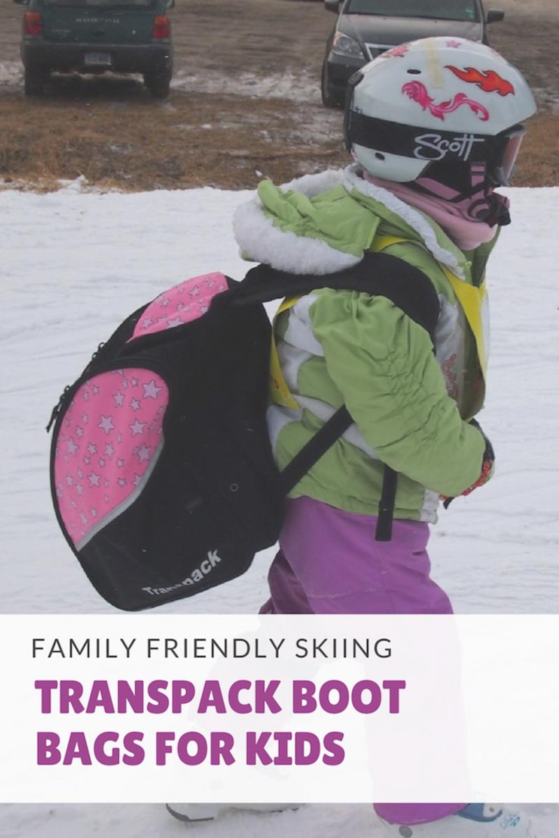 TransPack Review: Great boot bag for kids ski gear