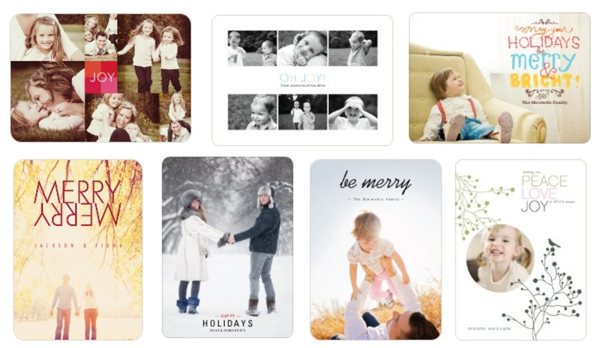 best holiday cards