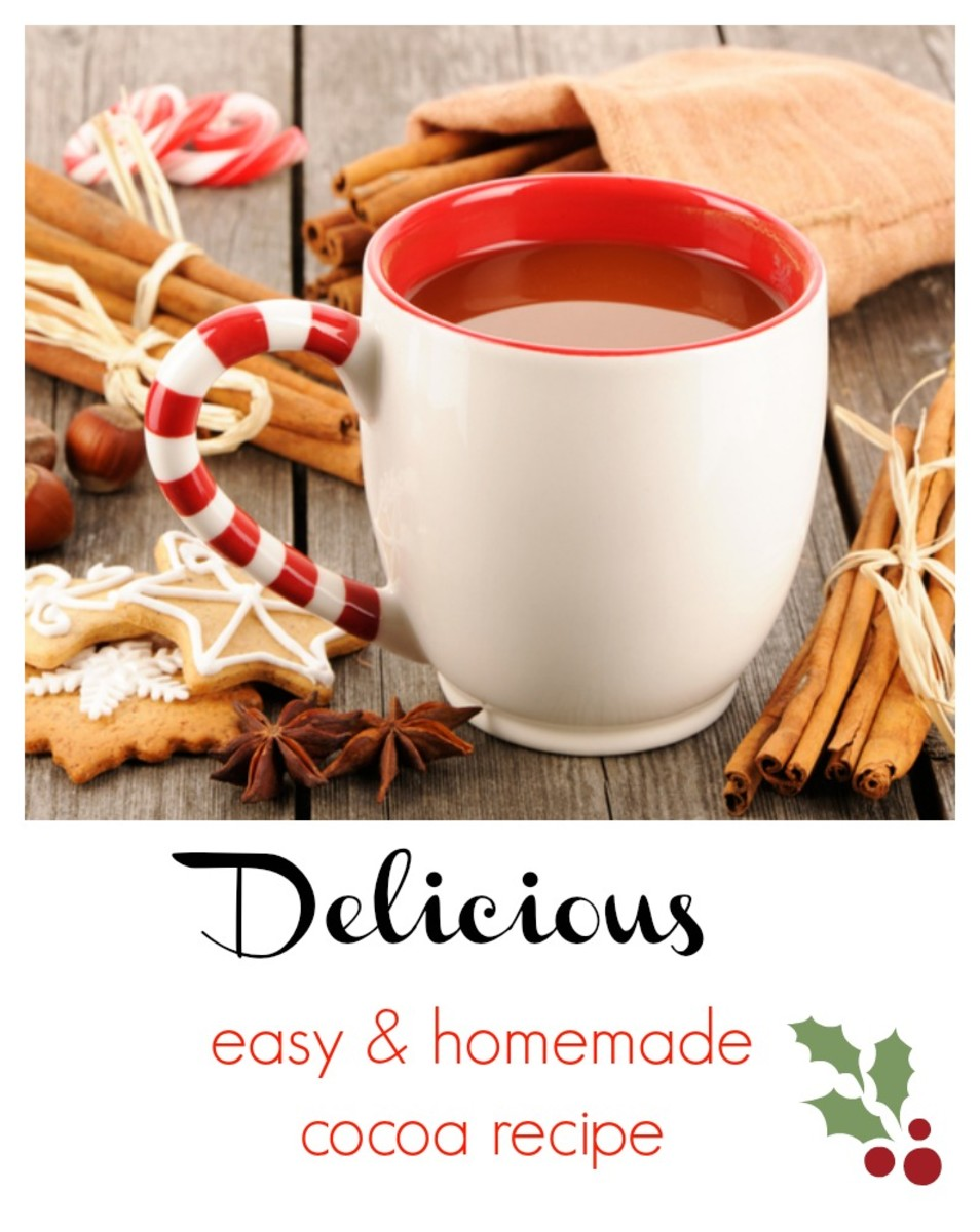 homemade hot cocoa, hot chocolate mug