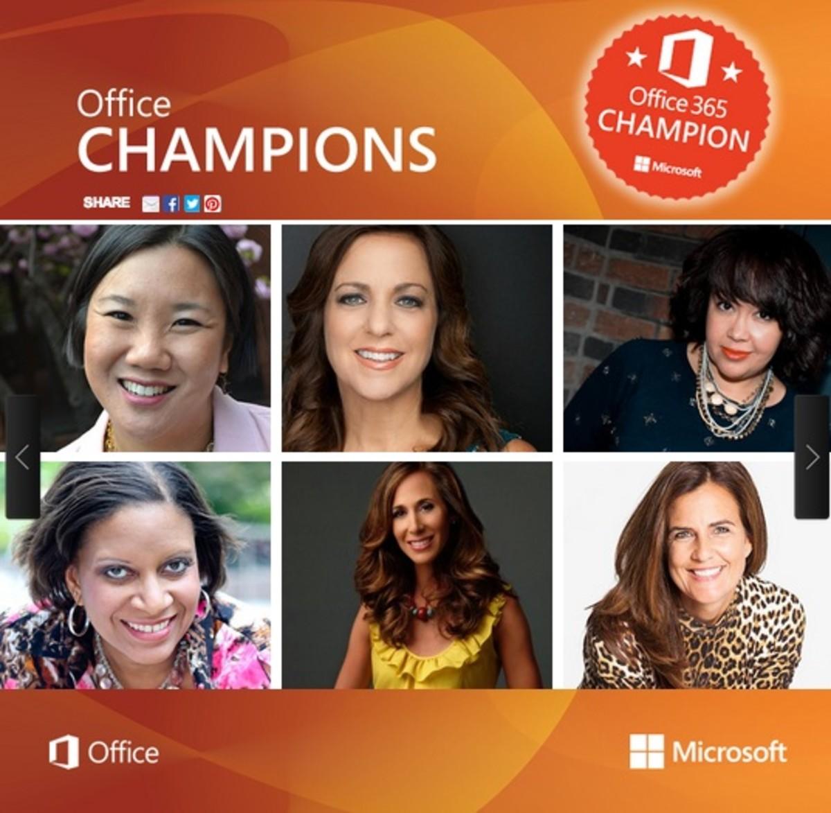 tech bloggers, #officechamps